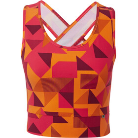 Mountain Equipment Bahia Vest Women Orange Sherbert